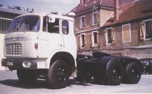 BERLIET TR250 6x4 (F)