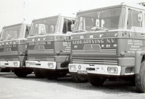DAF  3 X