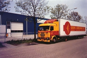 Scania 113 Top Liner