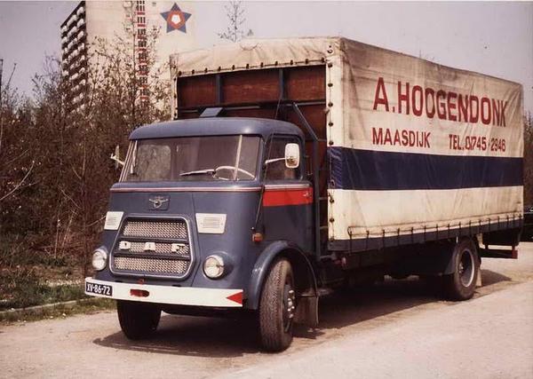 DAF-1200 A.HOOGENDONK MAASDIJK (NL)