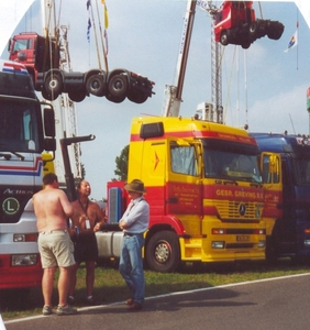 Truckers Feest