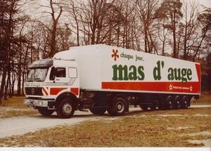 MERCEDES-BENZ MAS d' AUGE (F)