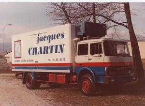FIAT CHARTIN MUR DE  SOLOGNE (F)