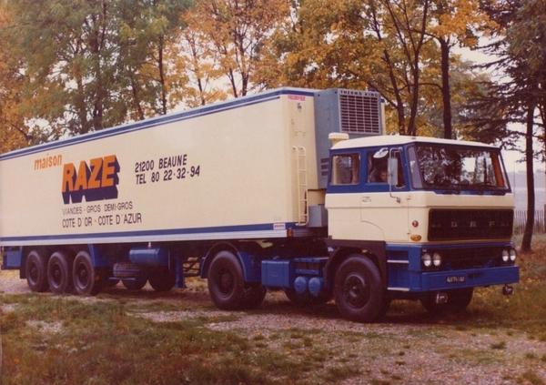 DAF-2800 RAZE BEAUNE (F)