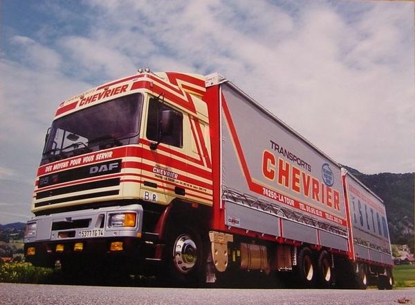 DAF-95 CHEVRIER LA TOUR (F)