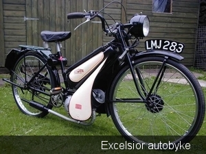Excelsior Autobyke 1951