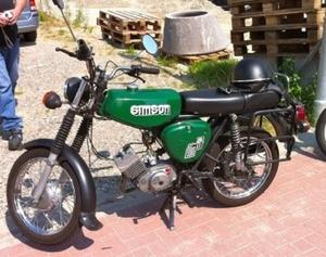Simson S51C  1983