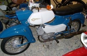 Simson Sperber SR4-3  1966