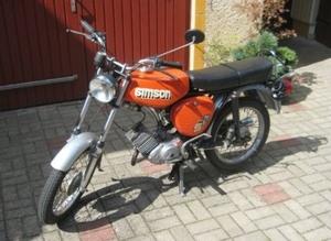Simson S51N 1980
