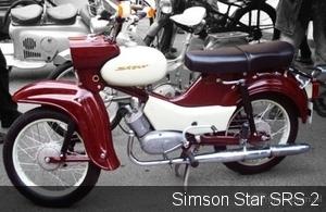 Simson Star SRS - 2  1968