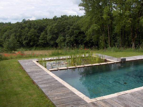 de ecologische zwemvijver vakantie in de dordogne jaar