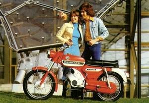 Zündapp KS50 Sport 1975