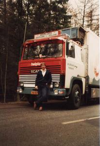 Chauffeur; Jaap v.d. Horn