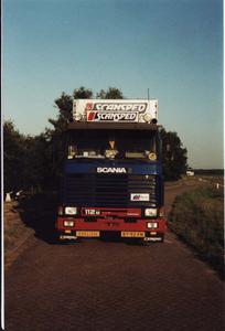 BY-92-FN  Chauffeur; Jaap van der Horn