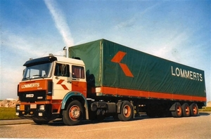 Lommerts - Delfzijl Iveco