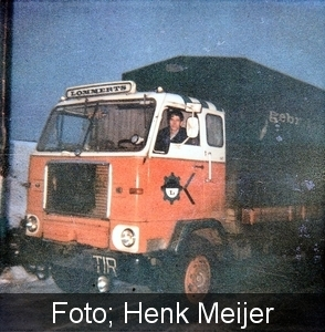 Chauffeur; Henk Meijer