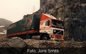 In Noorwegen 1985  Chauffeur; Joris Smits