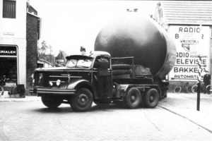 Kromhout zwaar transport
