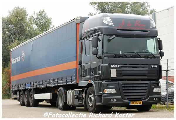 De Boer - Onderdendam       BX-PS-66