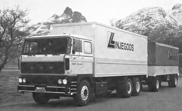 DAF-2800 LINJEGODS