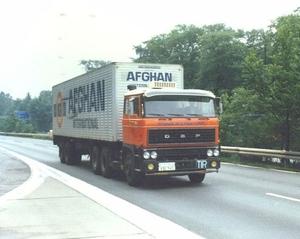 DAF-2800 AFGHAN
