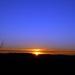 013 Massembre november 2011 - domein Massembre en zonsondergang