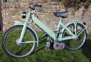 Gloria 1952  48cc
