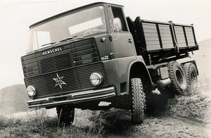 HENSCHEL 6x4