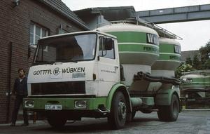 HANNOMAG-HENSCHEL GOTTFR WUBKEN (D)