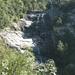 Waterval ' De Bruidsluier' nabij Ajaccio