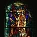 Glasraam kerk Sartène
