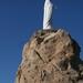 Eenzaam Christusbeeld