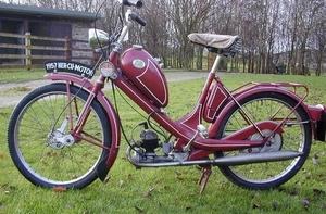 Her cu motor 1957