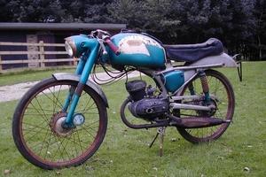 Itom racer 1961