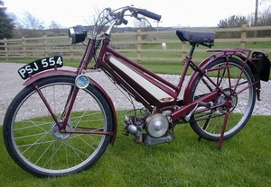 James superlux 1947