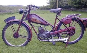 James Superlux 1950