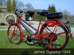 James superlux 1949