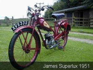 James Superlux 1951