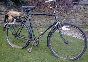 Mini motor 1953