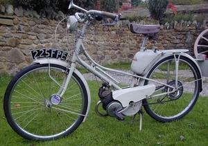 Mobylette AV32 1958