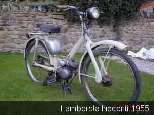 Lambereta Inocenti 1955