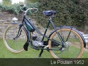 Le Poulain 1952