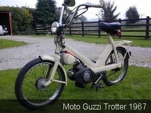 Moto Guzzi Trotter 1967