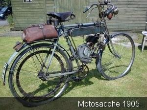 Motosacoche 1905