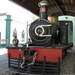 CFM Maputo - Steam locomotive