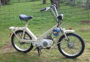 Moto Guzzi Trotter Super 1969