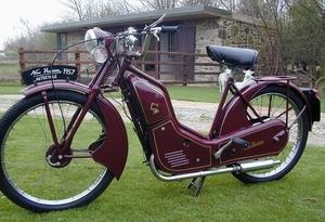 New Hudson 1957