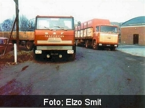 DAF + Scania