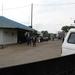 Grenspost Mozambique - Zuid-Afrika