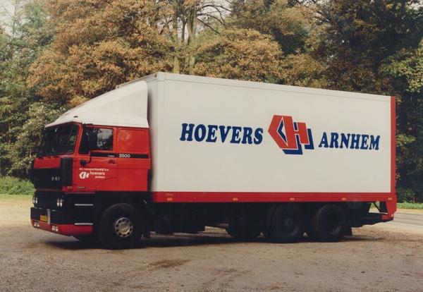 DAF-2800 HOEVER ARNHEM (NL)